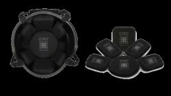 Almohadillado D3O para cascos