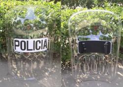 Escudo antidisturbios