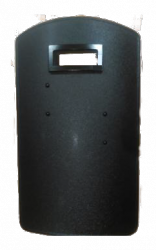 Escudo balístico NIJ IIIA con pantalla ABVG184